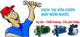 Sửa chữa máy bơm nước ở tại nhà tphcm