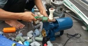 Dịch vụ sửa máy bơm nước quận 11