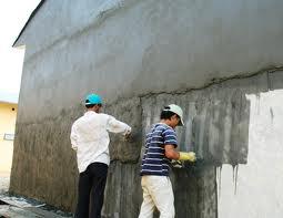 Chống thấm vách tường