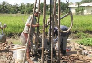 Dịch vụ khoan giếng nước ở tại tphcm
