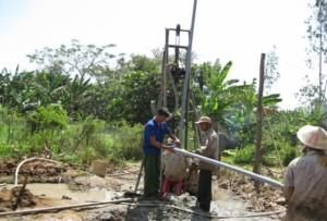 Khoan giếng gia đình tại tphcm - Chuyên Khoan Giếng Công Nghiệp - Khoan Giếng Gia Đình Gía Rẻ