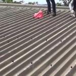Thợ sửa chống dột mái tôn ở tphcm