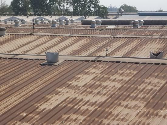 Dịch vụ chống dột mái tôn tại vũng tàu