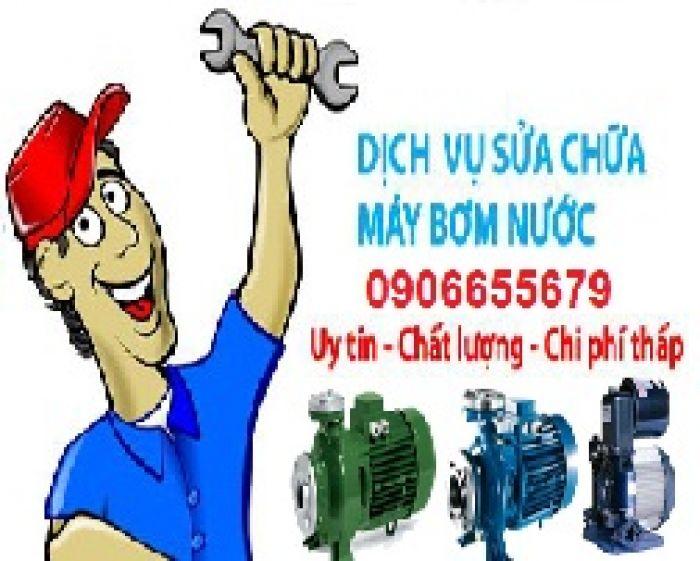 Dịch vụ sửa máy bơm nước quận 8 Liên Hệ O9O3 181 486