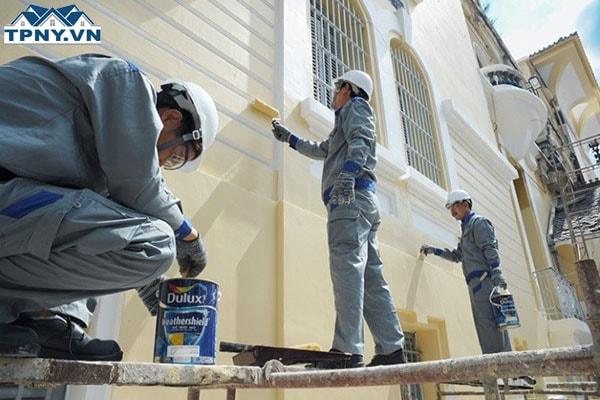 Tư vấn báo giá chống thấm tường nhà ở tại Tphcm