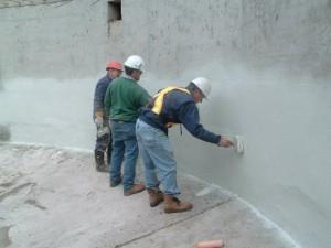Chống thấm tường nhà ở tại tphcm