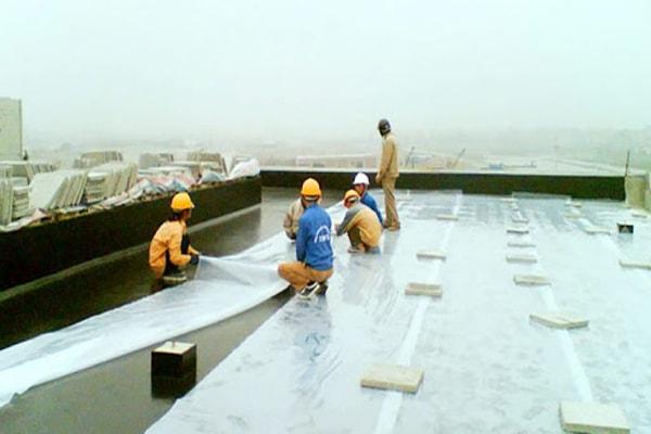 5 cách chống thấm trần nhà đơn giản, hiệu quả nhất