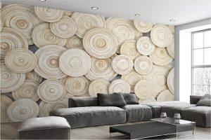 Những mẫu xốp dán tường đang được ưa chuộng trên thị trường