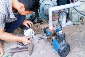 Cách sửa máy bơm nước tại nhà nhanh chóng